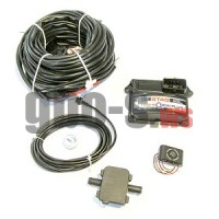 Электроника STAG- 4 QBOX PLUS, 4 цил., разъем типа Valtek, без ТДР, LED 401
