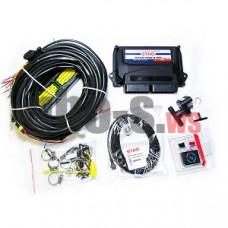 Электроника STAG- 400 DPI, 6 цил., разъем типа Valtek, без ТДР, LED 401