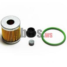 Фильтр жидкой фазы Lovato RGJ 3.2 с уплотнительными кольцами (оригинал)