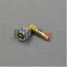 Фитинг соединительный для термопластиковой трубки Faro D8 90 ^ в сборе