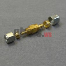 Фитинг соединительный для термопластиковой трубки Faro D6-D8