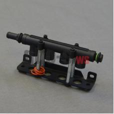 Монтажный набор блока форсунок Hana 2000 Rail на 4 цил. (пластик)