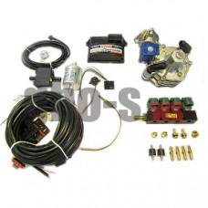 Комплект STAG-4 Q-BOX BASIC, ред. Alaska 120 л.с., форс. Valtek