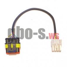 Переходник для кабеля настройки и диагностики ГБО STAG-AGIS