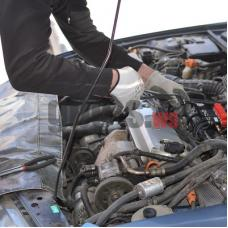 Замена газовых шлангов от топливной рампы форсунок к месту врезки во впускной коллектор