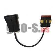 Переходник для кабеля настройки и диагностики ГБО STAG-AEB