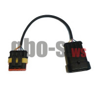 Переходник для кабеля настройки и диагностики ГБО STAG-ZENIT