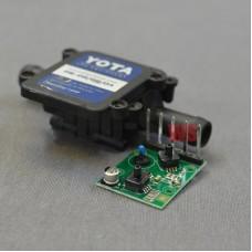 MAP сенсор Yota - диагностика, ремонт