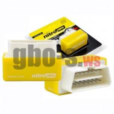 Чип тюнинг Nitroobd2 Chip tuning box для бензинового двигателя