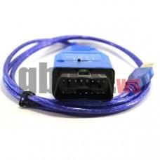 Сканер K-line Fiatecuscan USB Vag-COM KKL 409.1