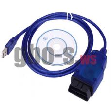 Интерфейс USB Opel Tech2