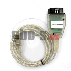 Сканер VAG COM PRO CAN BUS+UDS+K-LINE SW версия 5.5.1