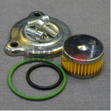 Крышка, болты + оригинальный фильтр к редуктору Tomasetto