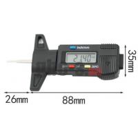 Цифровой глубиномер протектора шин, тормозных колодок и накладок